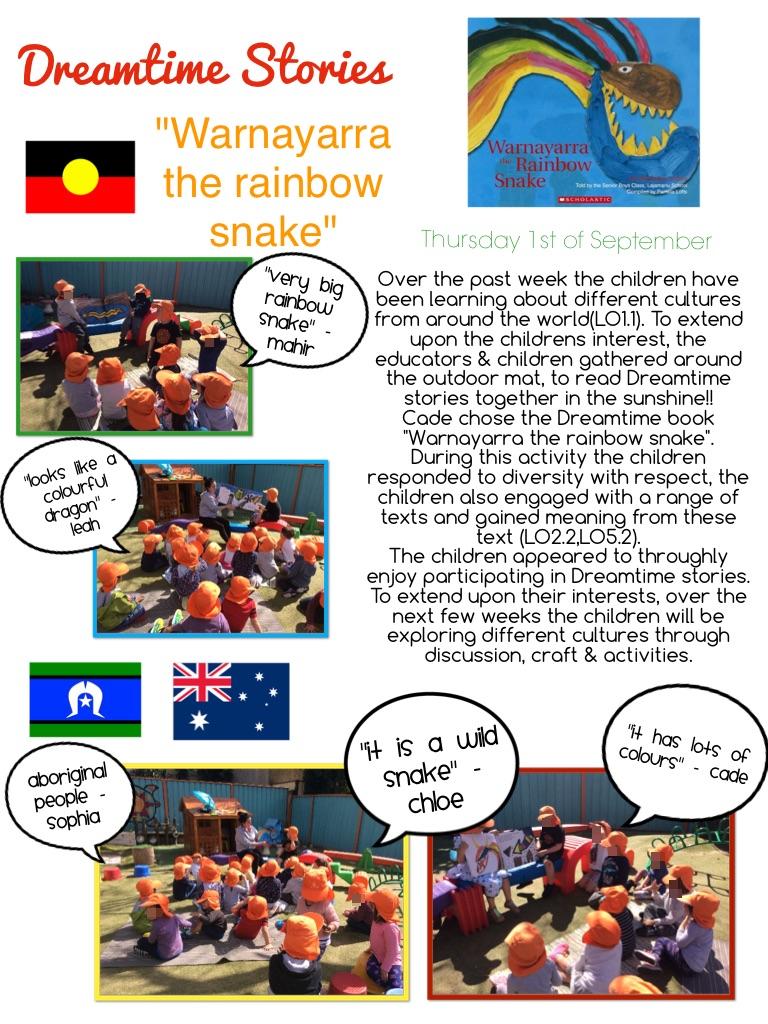 prep for school aboriginal sept